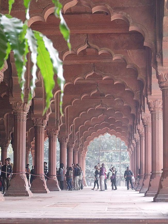 Indien Tour durch Rajasthan Red Fort