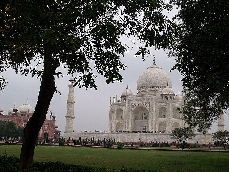Taj Mahal PlanReisen
