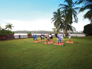 Yoga Raja Island Resort