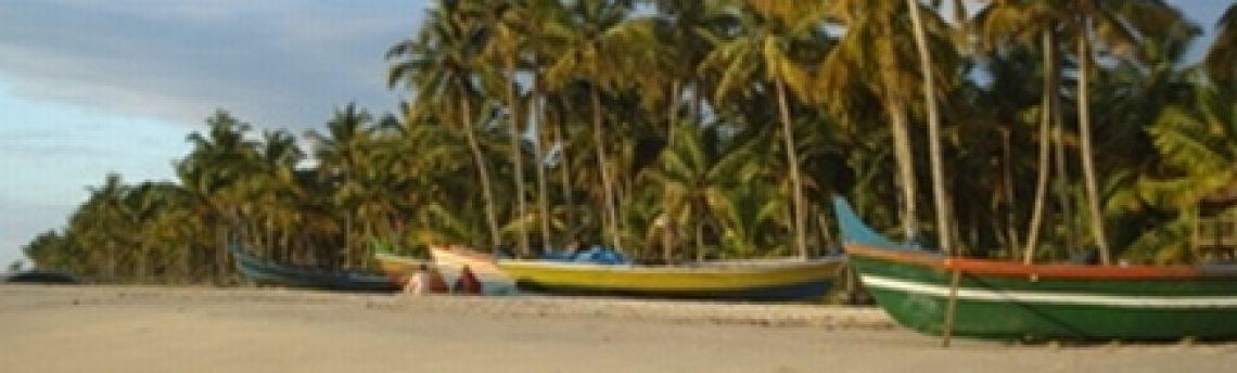 Strandurlaub in Kerala