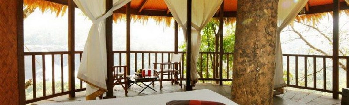 Athirapally, Rainforest Lodge