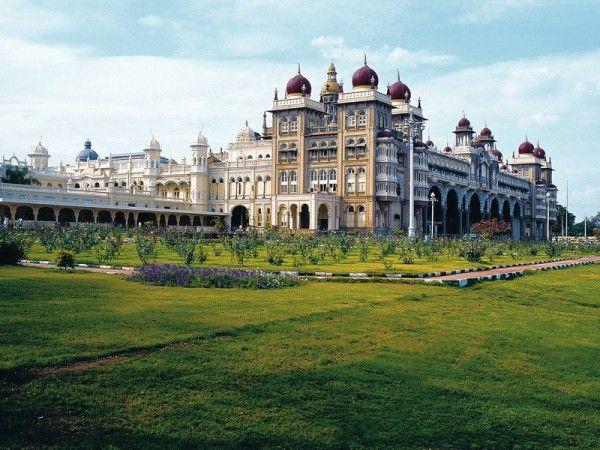 Südindien Rundreise - Tipu Sultan Palast von Mysore