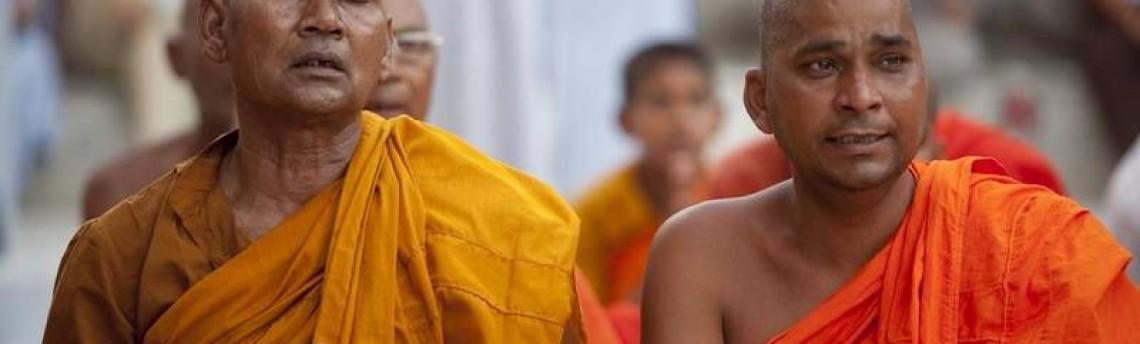 Auf den Spuren von Buddha