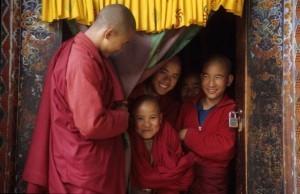 Klöster in Bhutan