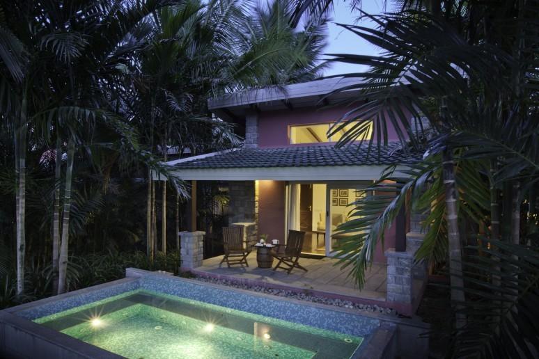 The Serai Kabini Villa