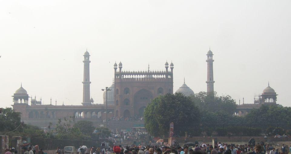 Jamad Masjid Moschee in Delhi