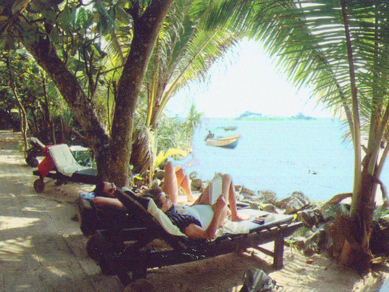 Barberyn Reef Ayurveda Resort