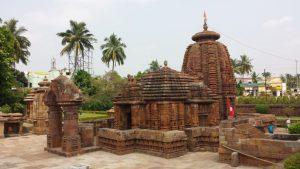 Mukteswara Tempel Bubaneshwar