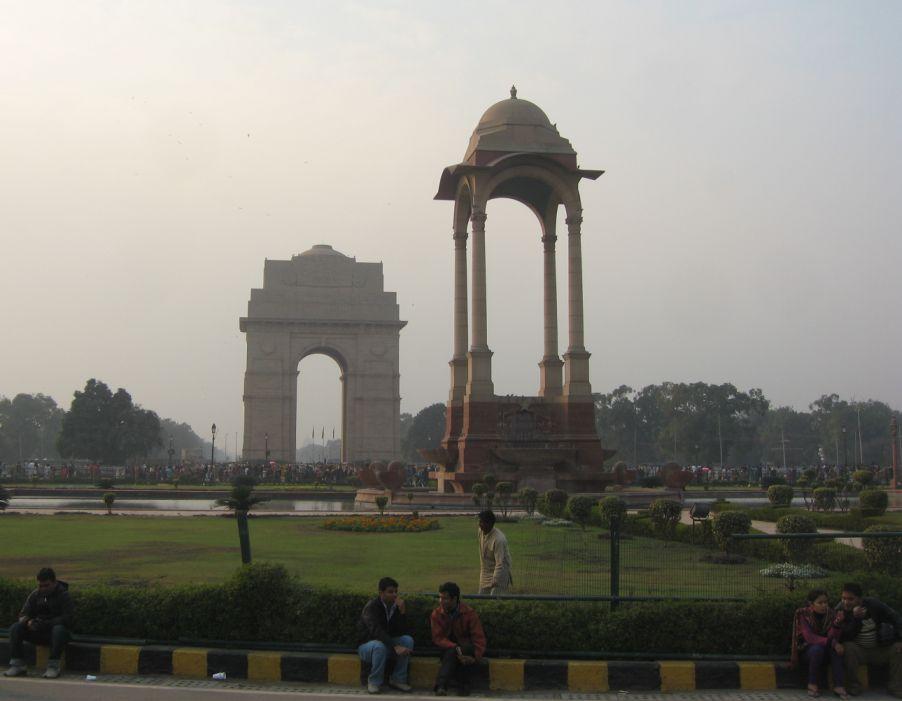 India Gate PlanReisen
