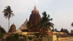 Sri Jaganath Tempel