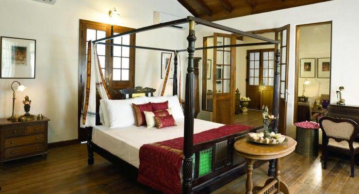 Svatma Thanjavur Heritage in Residence Suite