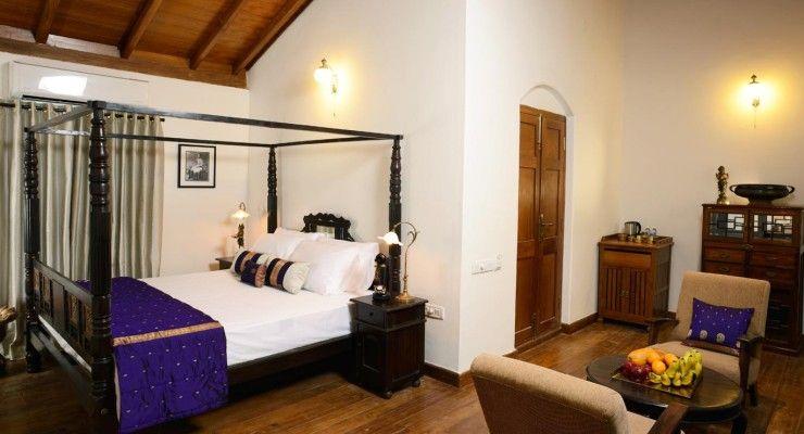 Svatma Thanjavur Heritage in Residence Zimmer
