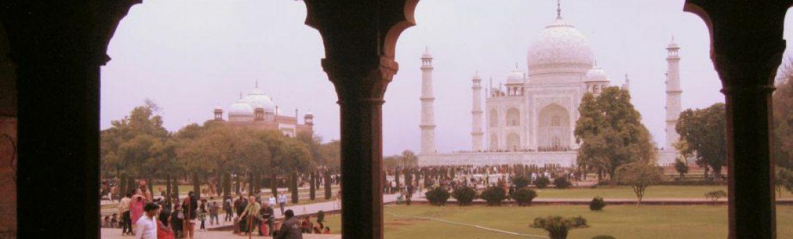 Taj Mahal 2017/2018