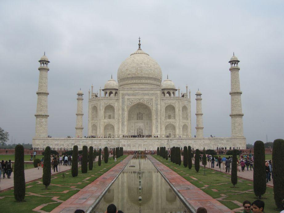 Highlights in Indiens Norden Taj Mahal PlanReisen