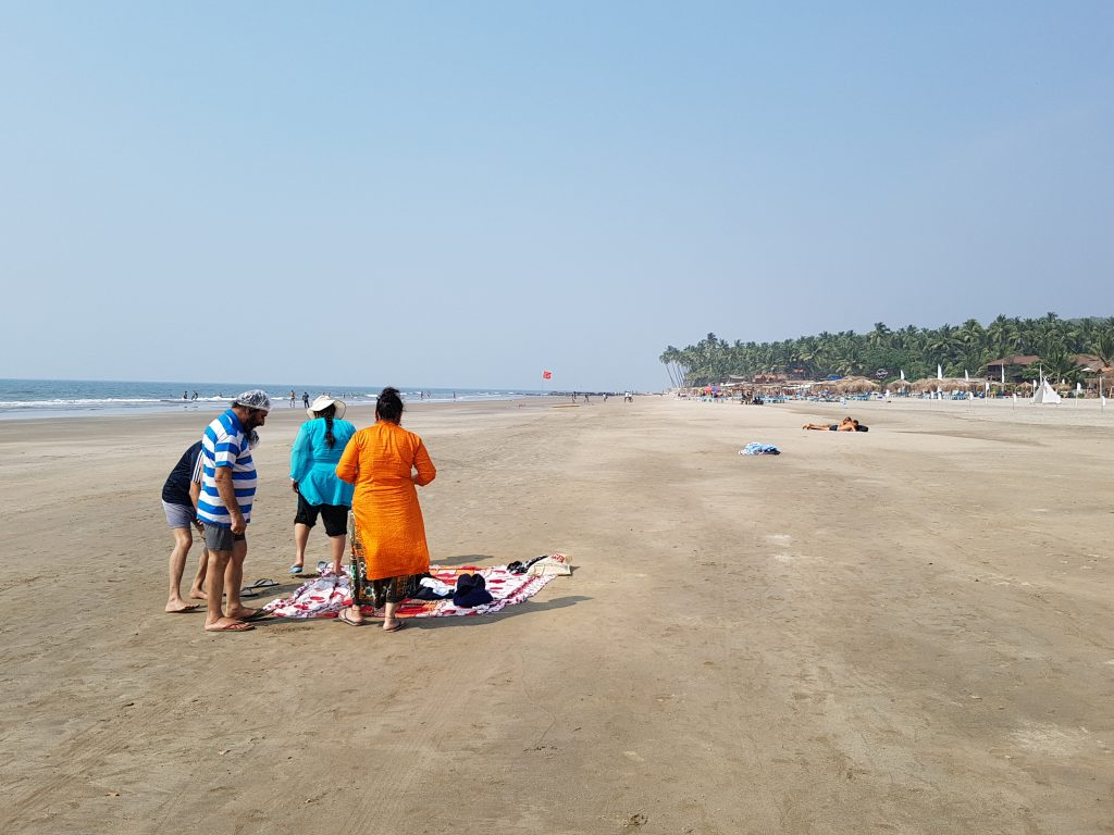 Ashwem Strand Goa