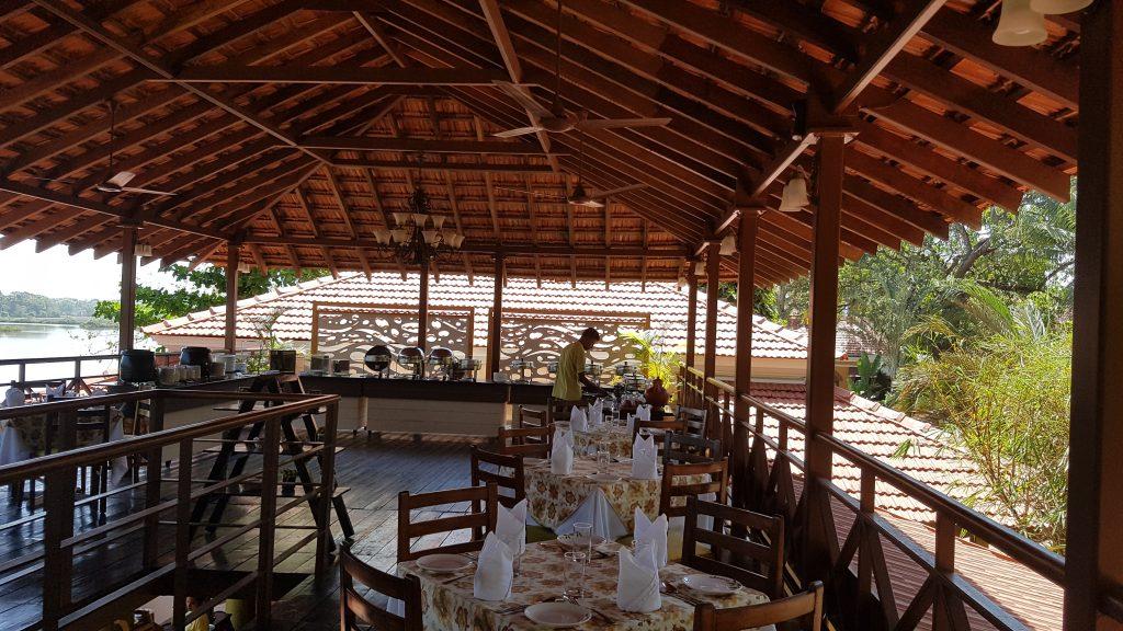Goa Ayurveda Devaaya Retreat Restaurant