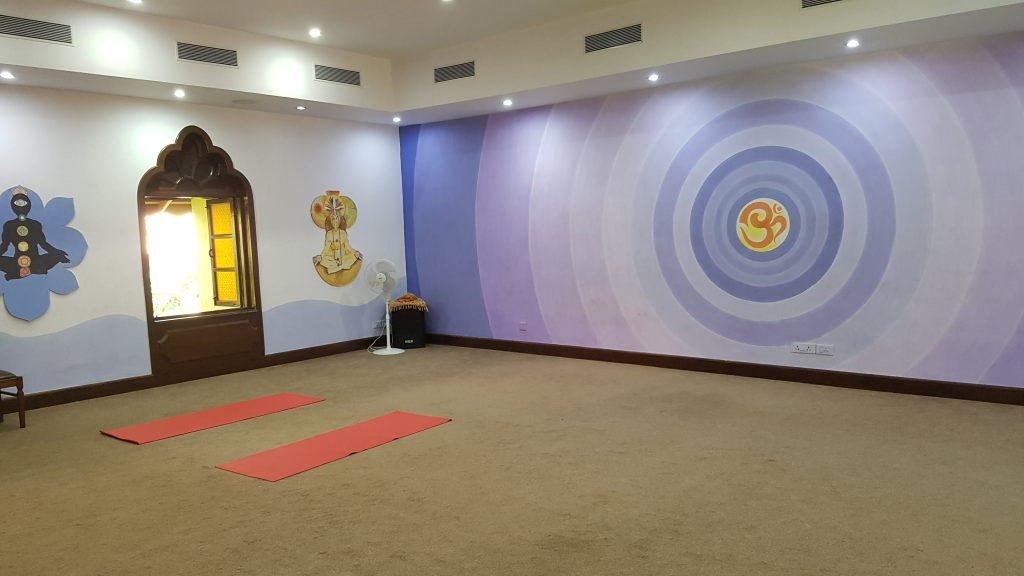 Yoga Mercure Goa PlanReisen
