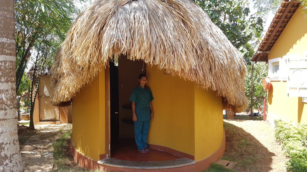Goa Deevaya Ayurveda Behandlung
