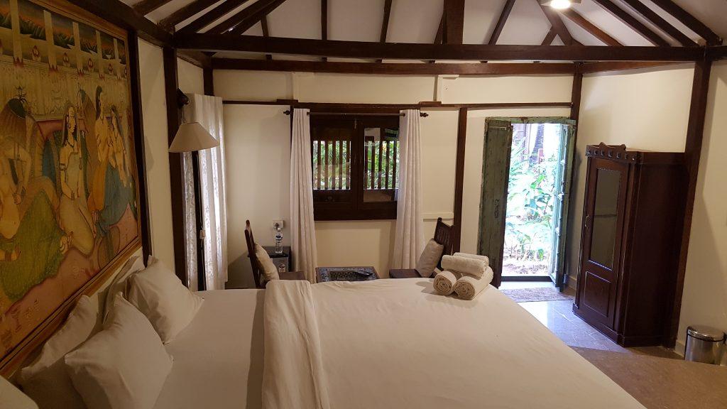 Luxus Cottages in Ashwem