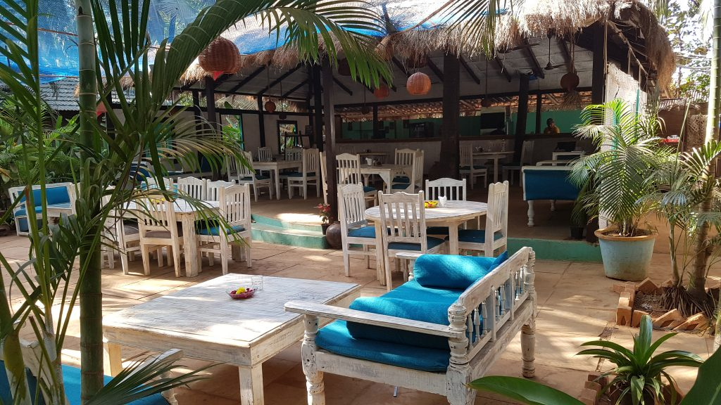 Restaurant Leela Cottage Ashwem