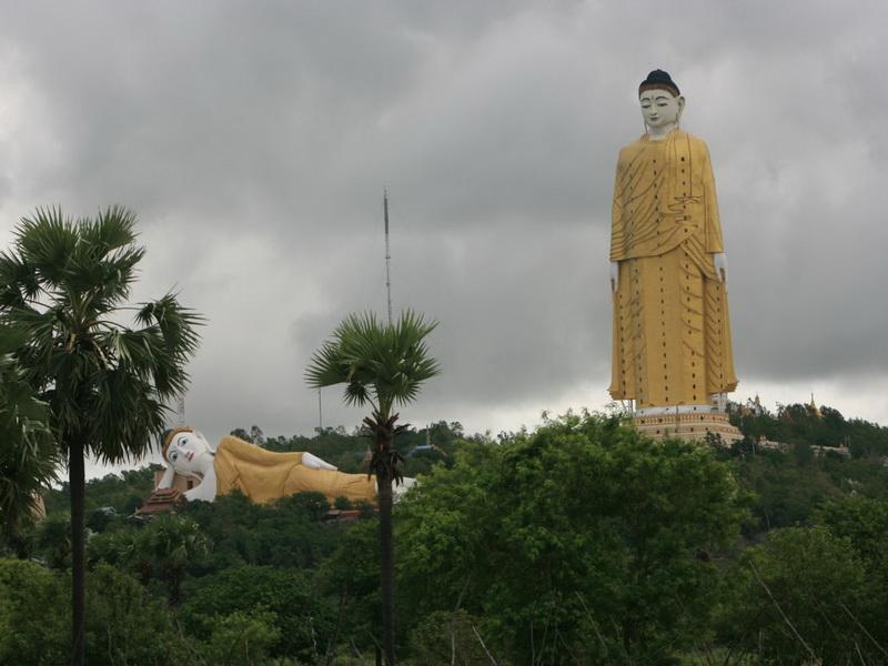 Zauberhaftes Myanmar