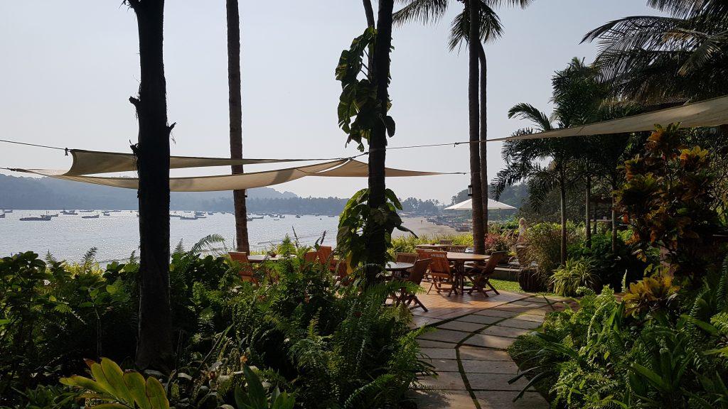al fresco dining Goa
