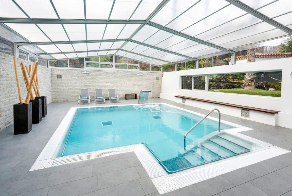 Aktiv in Teneriffa Pool