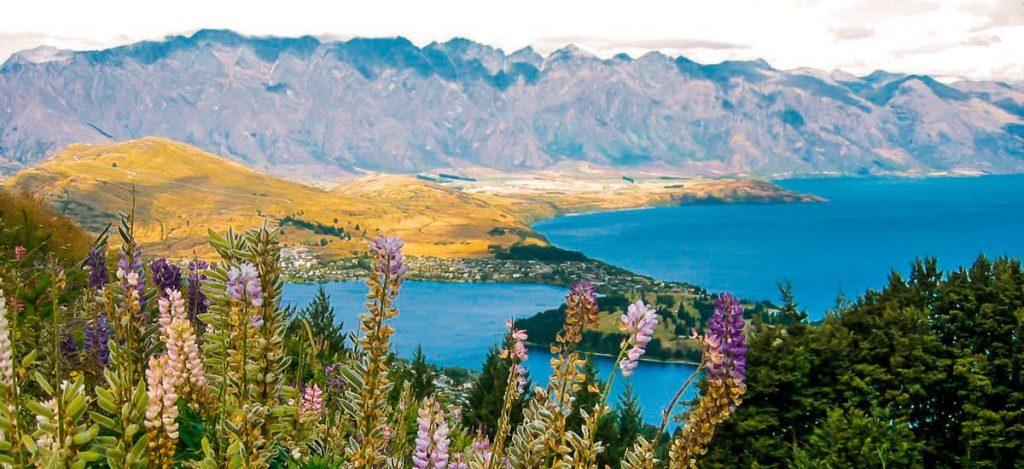 Neuseeland mit Queen Charlotte Gletscherwelt Südalpen