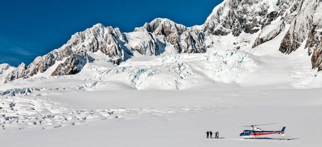Fox Gletscher PlanReisen