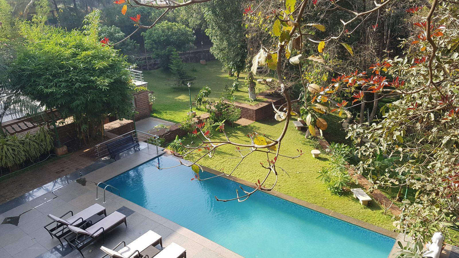 Goa Highland Heritage Hotel