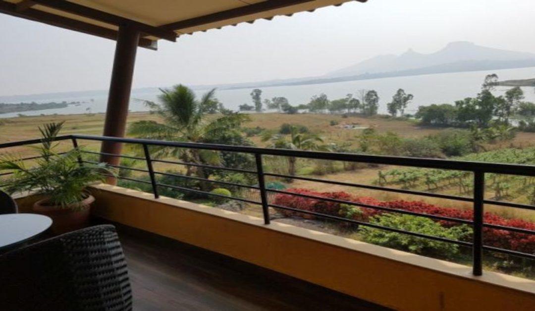 Boutique Resort bei Nashik: Bankside at Vallonne