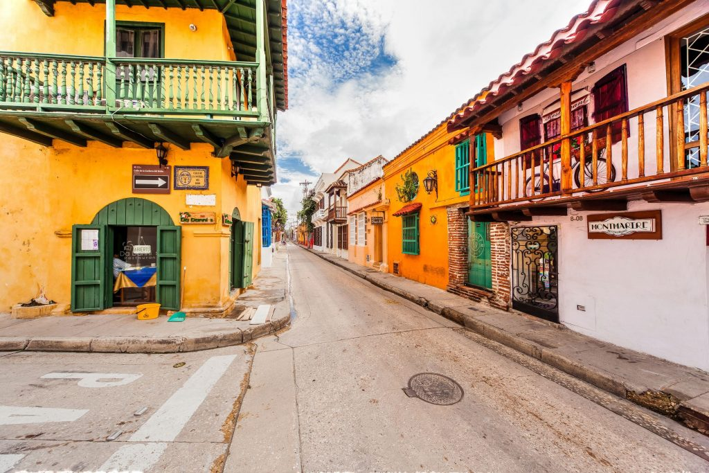 Kolumbien Rundreise, Cartagena