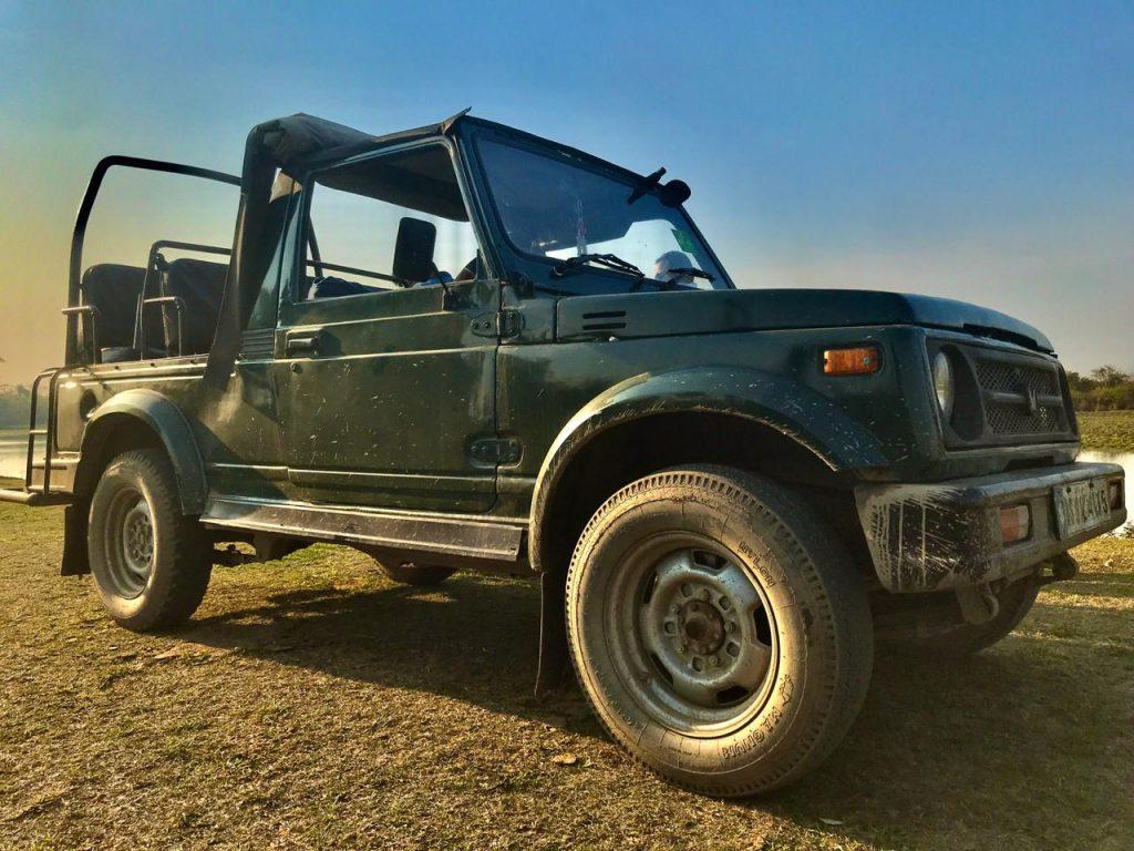 Wildes Assam und Kaziranga Jeep