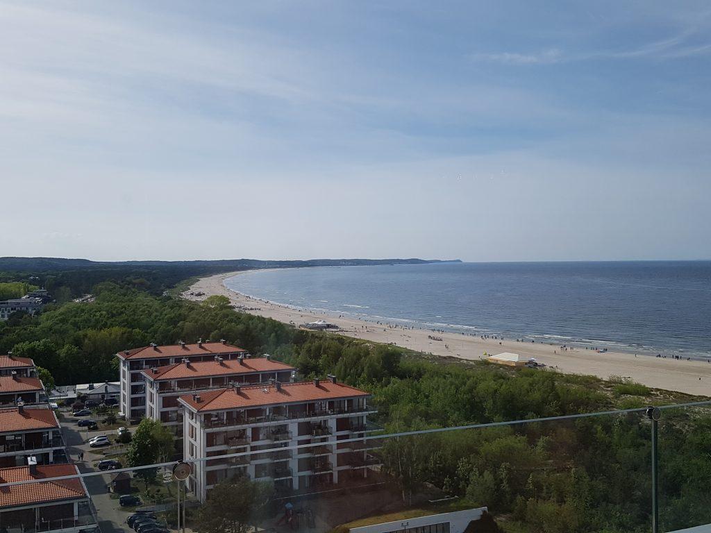 Blick auf Usedom