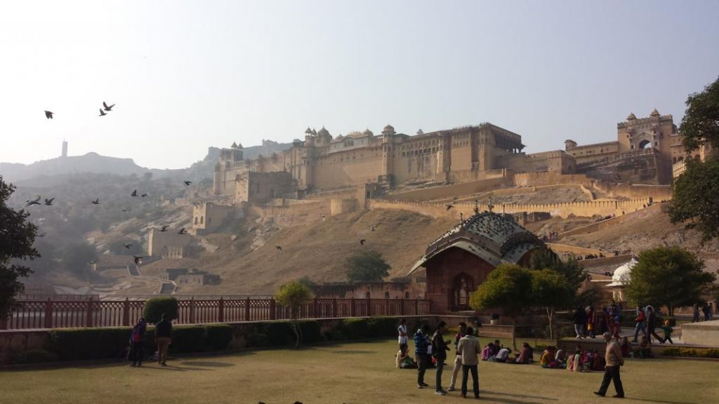 Highlights in Indiens Norden Fort Amber