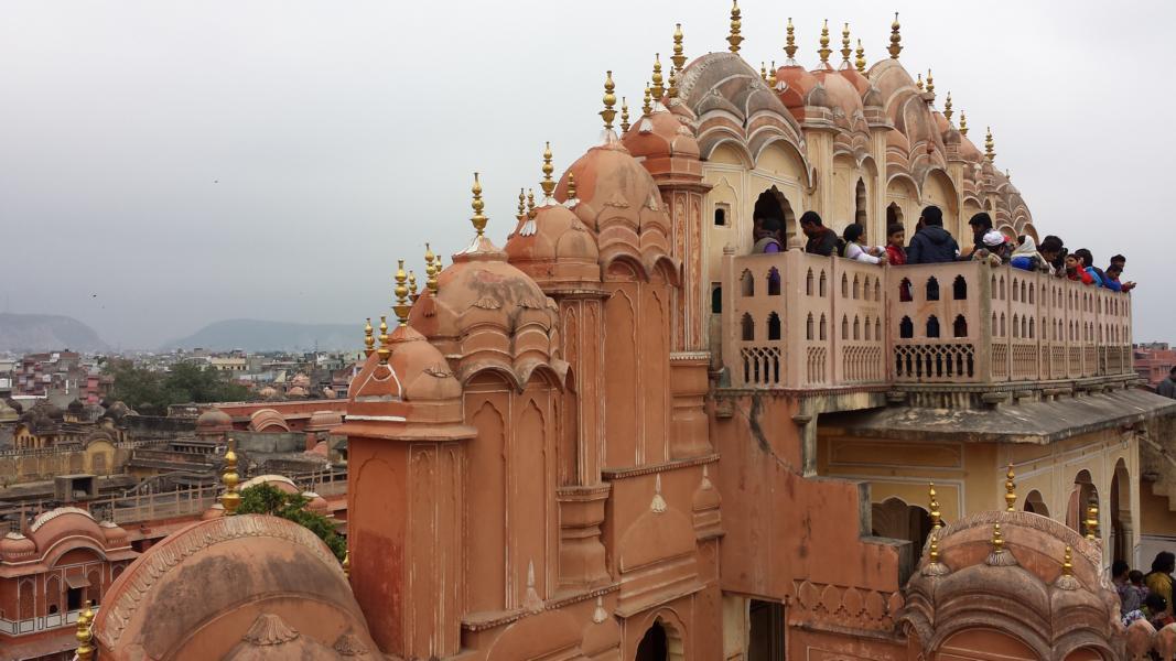 Highlights in Indiens Norden