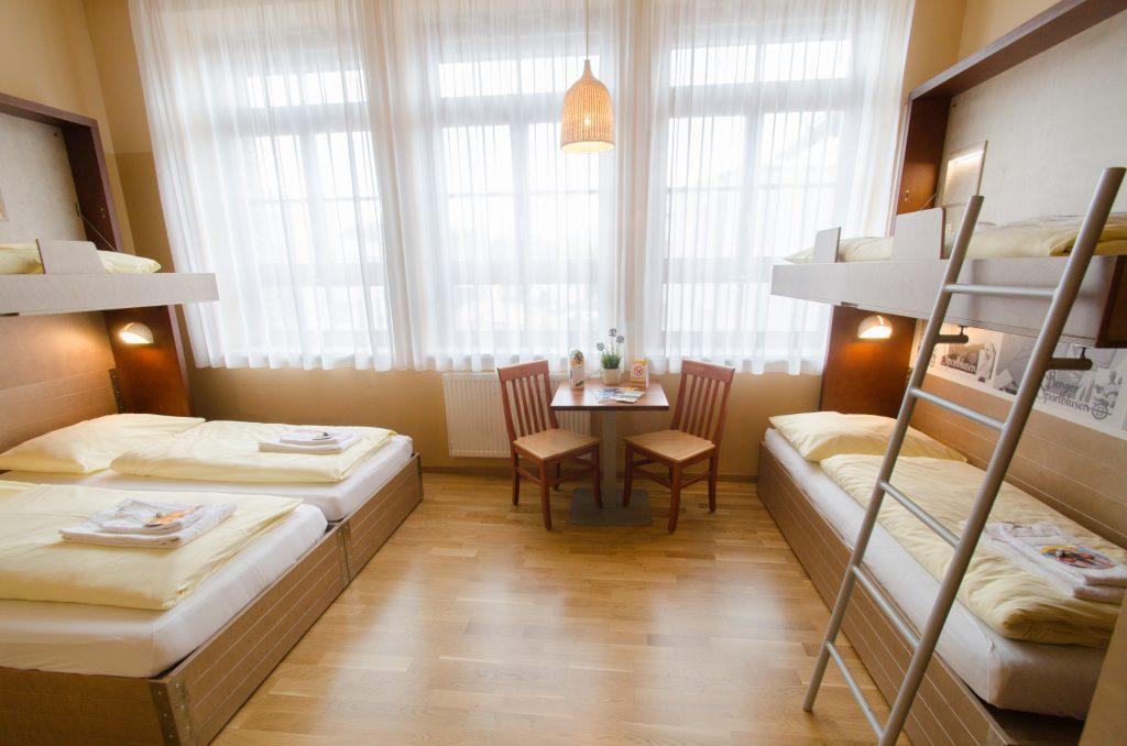 JUFA Hotel Bregenz Familienzimmer