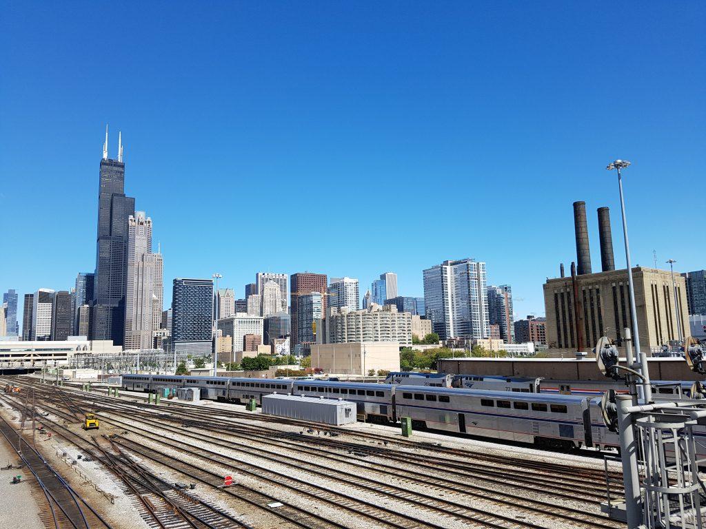 Chicago mit Willis Tower