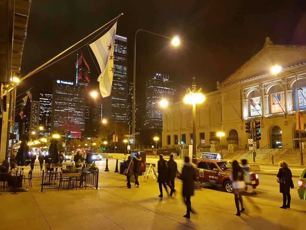 Chicago Michigan Avenue