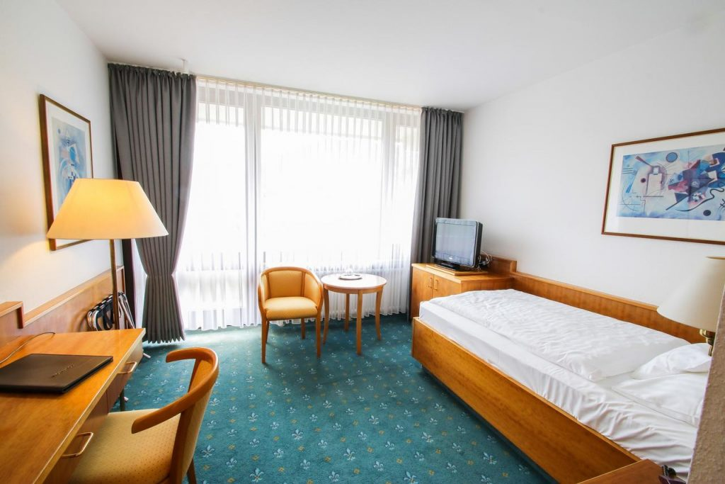 Hotel Fontana Bad Kissingen Einzelzimmer