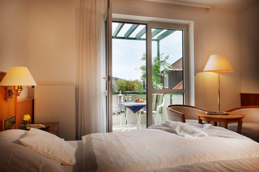 Doppelzimmer Hotel Fontana Bad Kissingen