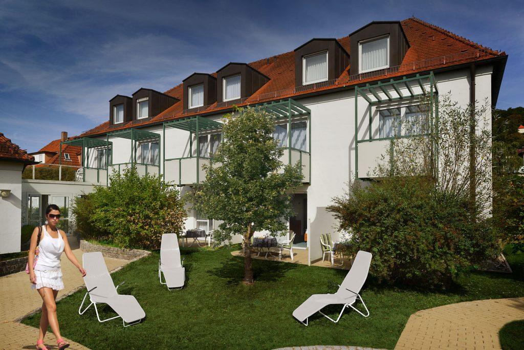 Hotel Fontana Bad Kissingen