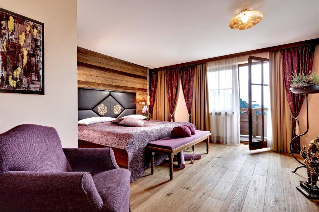 European Ayurveda Resort Sonnhof Suite