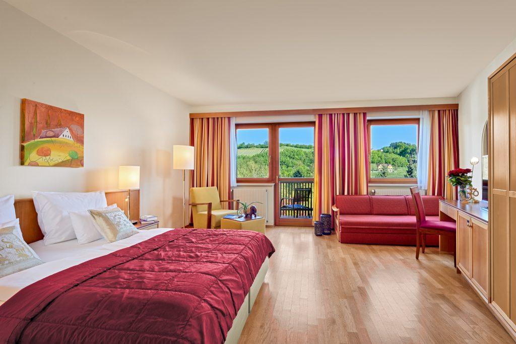 European Ayurveda Resort Mandira Junior Suite Styria