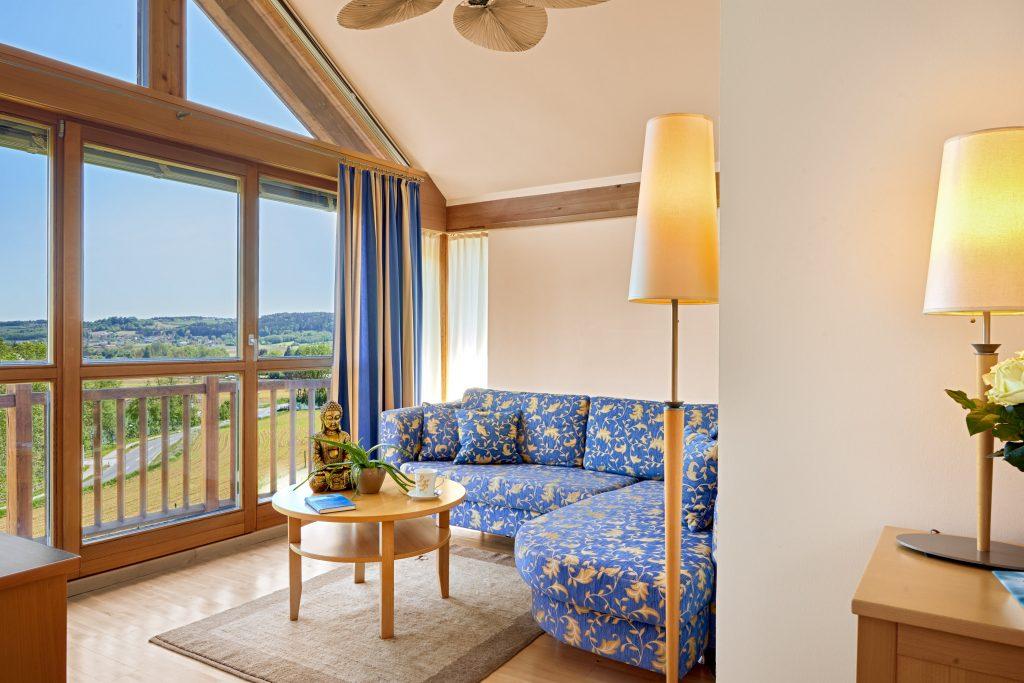 European Ayurveda Resort Mandira Juniorsuite Deluxe Sunrise