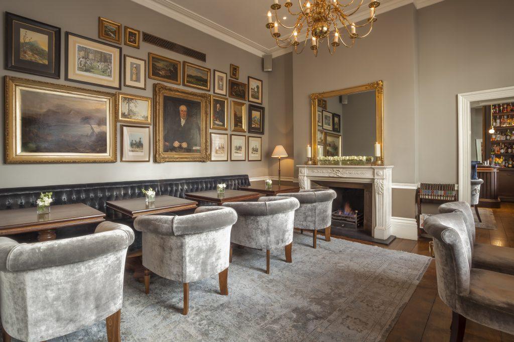 Roseate House London Hyde Restaurant und Bar