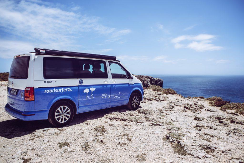 Roadsurfer Camper Van