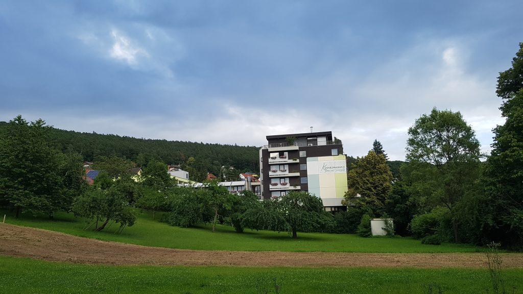 Kunzmann's Westseite