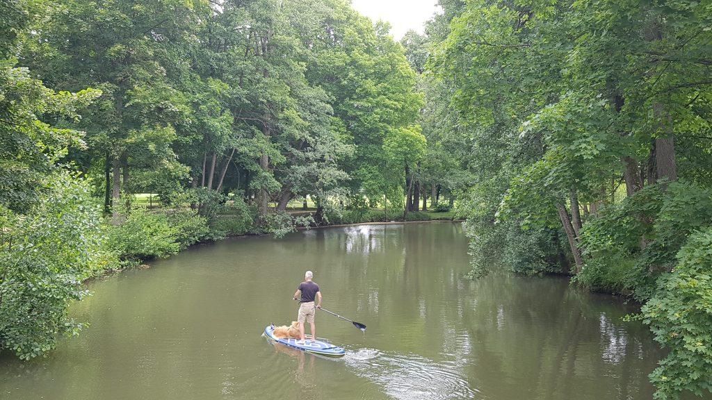 Kurpark Bad Kissingen Bayern