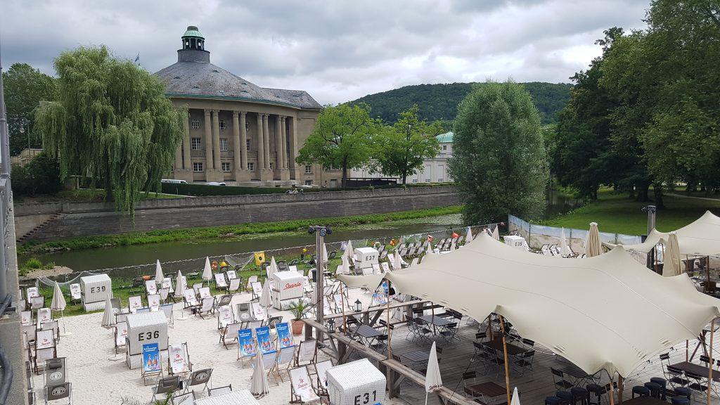 Beach Club 2020 Bad Kissingen